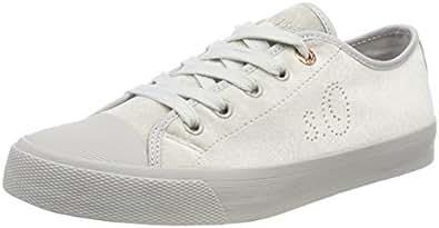 Damen 23647 Sneaker, Grau (Lt Grey), 40 EU s.Oliver