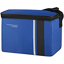 Thermos ThermoCafe - Nevera portátil para 6 latas/4 L, color azul