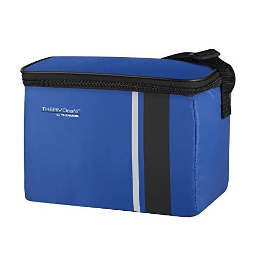 Thermos 6 Can Cooler – Blue