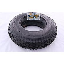 Set de neumáticos + tubo, 400 x 100 (4,80/4,