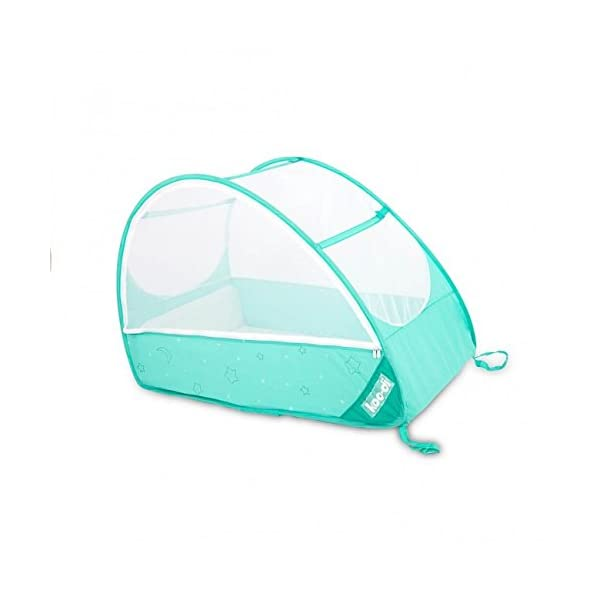 Koo-di Pop Up Bubble Cot  A comfortable cot ideal for use at home and on holidays or weekends away Made from polycot on Ideal from 6-18 months and when outgrown, makes an ideal playhouse for little ones 1