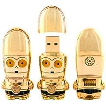 Mimoco Inc. STAR WARS C-3PO USB-Stick 4 GB