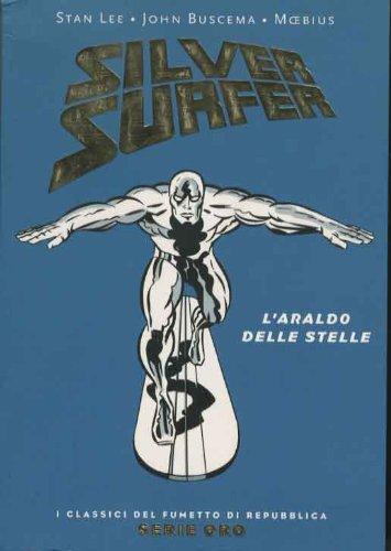 FUMETTO DI REPUBBLICA ORO N.36 - SILVER SURFER