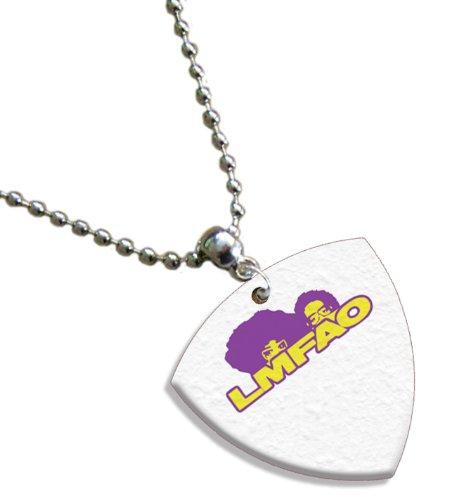 Lmfao Bass (1mm Heavy gauge) Gitarre Pick Plektron Kette -