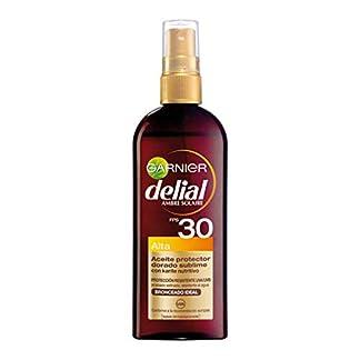 Garnier Aceite Protector Dorado Sublime Delial, FPS30 – 150 ml