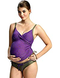 Petit Amour - Alaya tankini grossesse taille S-XL