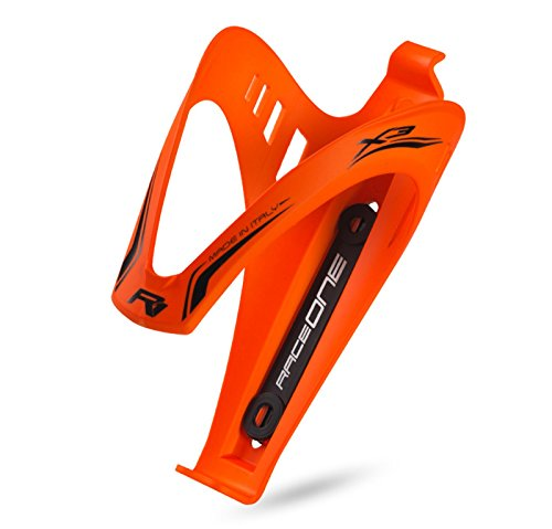 PORTABIDON RaceOne X3Race in Silikon Fahrrad MTB Mountainbike Orange 3651