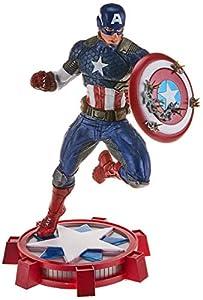 Diamond Estatua Capitán América, Multicolor (AUG172640)