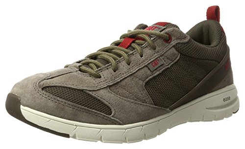 Caterpillar Mythos, Sneakers Basses Homme, Gris (Mens Dark Grey), 42 EU