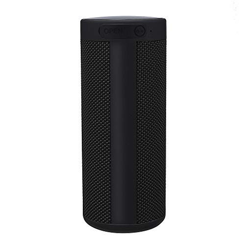 Huacat Bluetooth Lautsprecher Outdoor tragbare Außenplane Mini Touch Taschenlampe Musikbox Lautsprecher mit kraftvollem lautem Wasserdicht Bluetooth