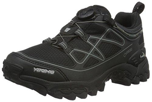 246 E Anaconda Prata Viking Preto Caminhadas Iv preto Unisex Adulto Trekking Boa Sapatos R4qFqY7Ew