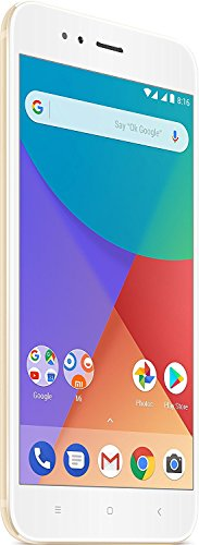 Xiaomi Mi A1 64G Golden 4G Ram Dual Camera 5.5 '' Dual SIM AndroidOne Global Version