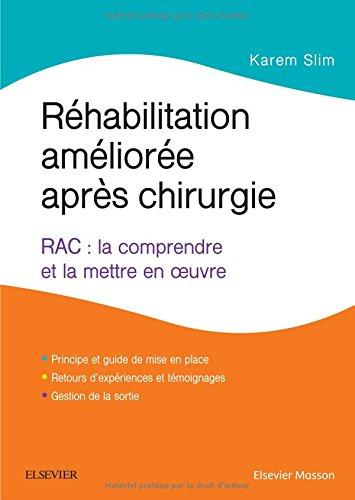 Rehabilitation Amelioree Après Chirurgie por Slim Karem