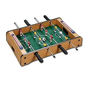 Sport1-Table Top Falcetto, Color marrón, 706200401