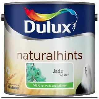 Dulux Natural Hints Silk 2.5L Jade White