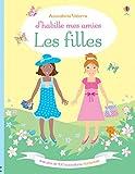 Best Créativité pour Enfants Livres Pour 7 ans filles - J'habille mes amies - Les filles - Autocollants Review