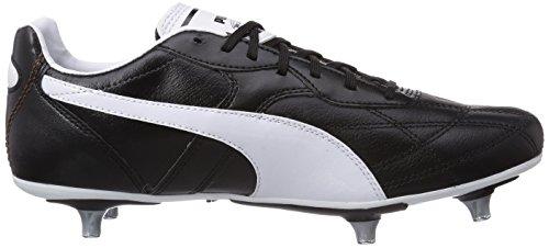 Puma Men s Esito Classico SG Football boots  training   Black  Black White Bronze   40 EU