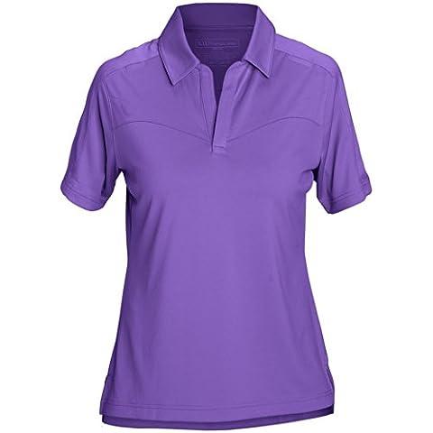 5.11Women Trinity Polo Violet (504) Talla:XL