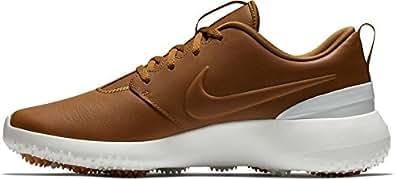 5b6b82832f55 Nike Men s s Roshe G PRM Golf Shoes Multicolour Brown Ale Brown-200 11 UK