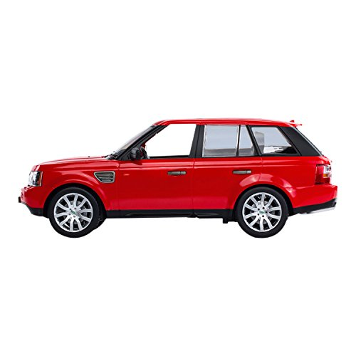 Deliababy Range Rover Sport, Red