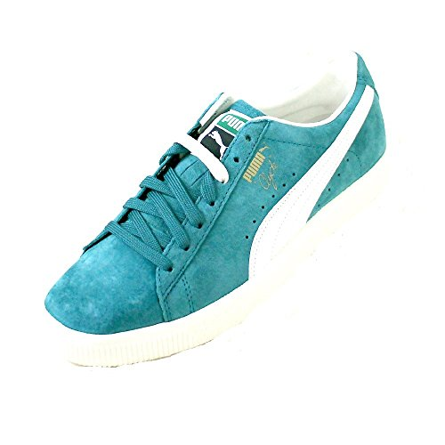 Puma Clyde Premium Core chaussures Bleu