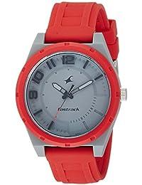 Fastrack Trendies Analog Grey Dial Men's Watch-38040PP04