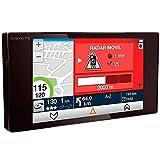 """Coyote NAV - El Asistente a la Conducción - GPS con mapa 2D - Alertas en tiempo real - Anticipa los peligros hasta 30 km - Pantalla HD de 5,5"""""""