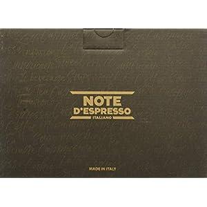 Note D'Espresso Preparato Solubile per Bevanda al Gusto di Cioccolato ed Arancia esclusivamente compatibili con macchine…