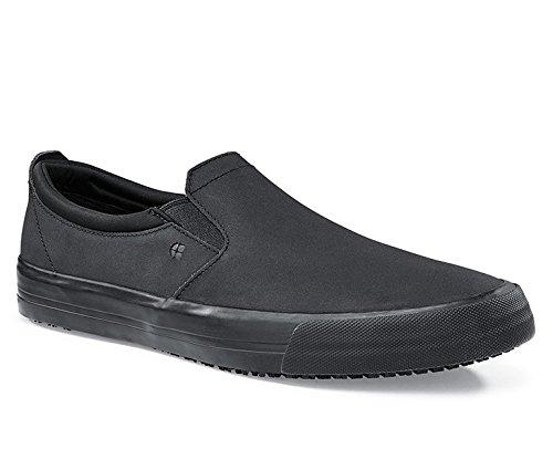 Shoes for Crews  Ollie II  Rutschfeste Casual Trainer, Schwarz, 46 (UK 11) -