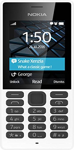Nokia 150 (Dual SIM, White) image