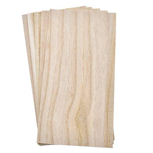 Kesheng Holzplatten Quadrat Rechteck Zuschnitt Möbel Regal Basteln Handwerk DIY