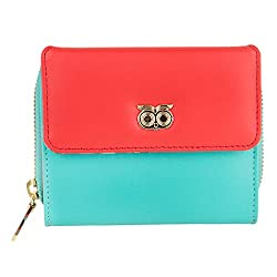 Chumbak Butterfly Effect Square Wallet - Red