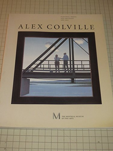 Alex Colville: Paintings, Prints and Processes