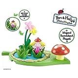 Ben y Pequeño Reino de Holly Mágico Parque infantil Playset Roundabout