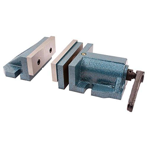 "hhip 3900–17262piezas rápido abrazadera molinillo para tornillo de banco, 6""x 3"" Profundidad mandíbula, abrazadera de 0,95cm (Pack de 1)"