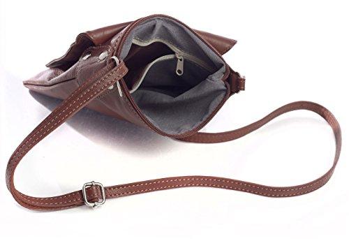 Big Handbag Shop - Borsa a tracolla donna z** Seconds - White