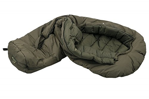 CARINTHIA Armee-Schlafsack DEFENCE 4 200cm Herbst Winter 2016 NEU