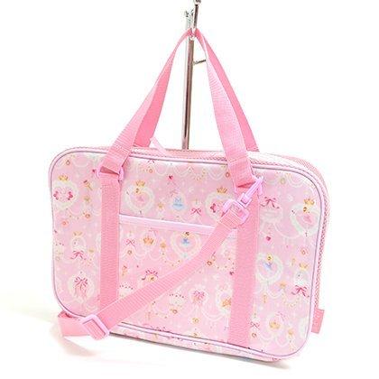 Piuttosto ballerina in calligrafia, pizzo set calligrafia (rosa) made in Japan N2212210 - Pietra Scarpe Clip