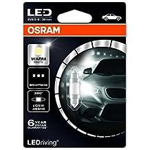 Osram 6498WW-01B LEDriving warm white 4000K C5W SV8.5-8 1W 12V