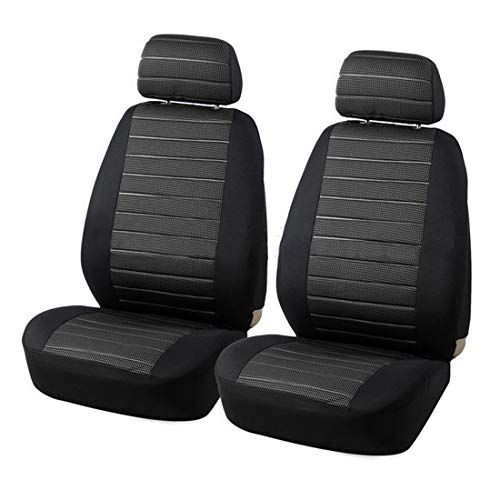 Universal Car Seat Covers Airbag Compatible Front Fit Most Car SUV Car Accessories Car Seat Protector for Toyota VW