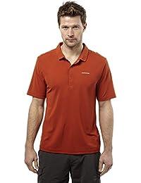 Craghoppers NosiLife Nemla Kurzarm Polo Shirt Men - Poloshirt