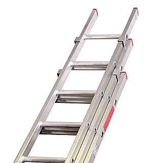 Lyte NBD330 3 Section Diy Ladder (en131-2) 2.7metre Closed 6.13metre Open (9 Rung)