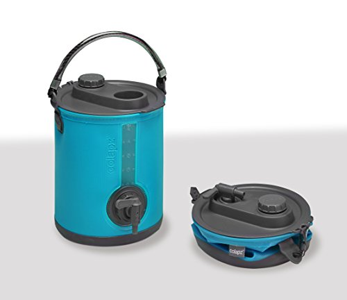 2in1 Collapsible Watering Can and Bucket 1
