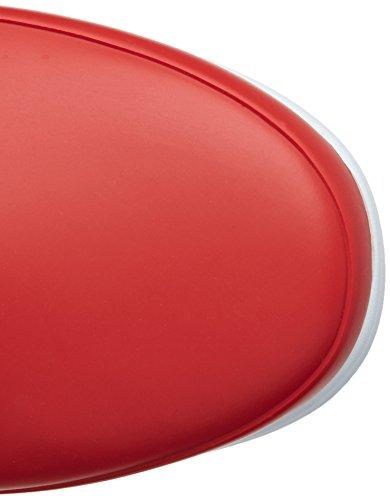 Tretorn Viken Ii, Bottes Mi-mollet Non Ajustées Femme Rouge (rot (red 056))