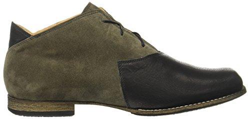 Think! Guru_282694, Desert Boots Homme Noir (Sz/kombi 09)
