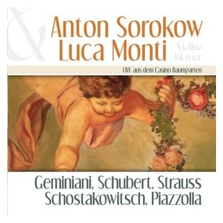 Anton Sorokow & Luca Monti - Live from the Casino Baumgarten