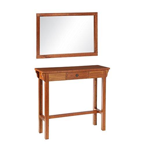 Consola-con-espejo-clsica-marrn-de-madera-para-la-entrada-Bretaa-Lola-Derek