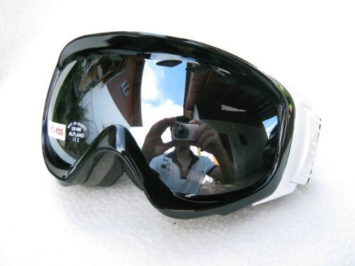 RAVS by ALPLAND SNOW SKI ALPIN SKIBRILLE SNOWBOARDBRILLE - goggle - ALLWETTER LENS- Kontrastverstärkt HELMKOMPATIBEL !
