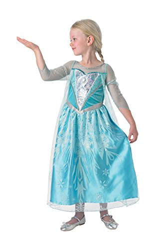 n Premium Elsa Kinder Kostüm (Frozen Elsa Kostüm Uk)