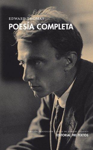 Poesía completa (Biblioteca de clásicos contemporáneos) por Edward Thomas